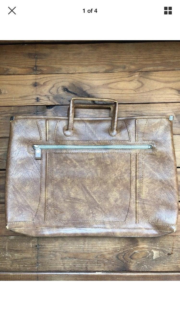 Vintage 1975 American Luggage Briefcase
