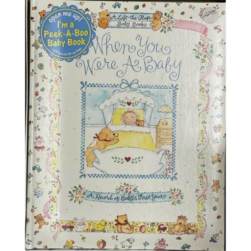 Baby Book - FUN Lift-up Flaps/Peek-a-Boo
