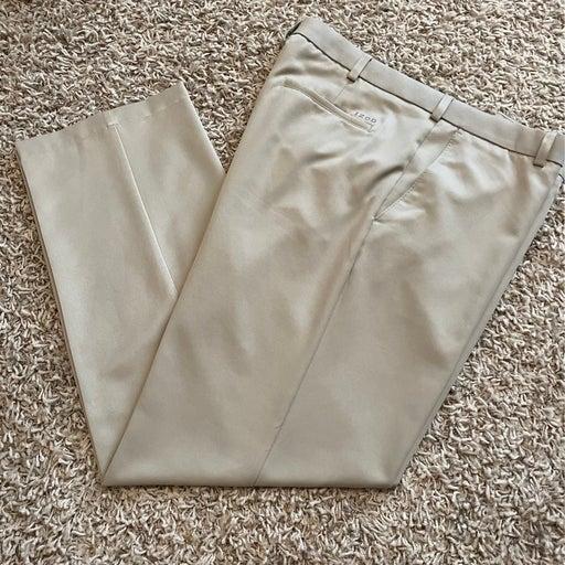 Mens Dress Pants IZOD golf 36/32