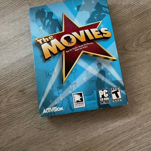 In The Movies PC Game