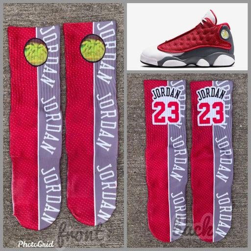 Flint 13s socks