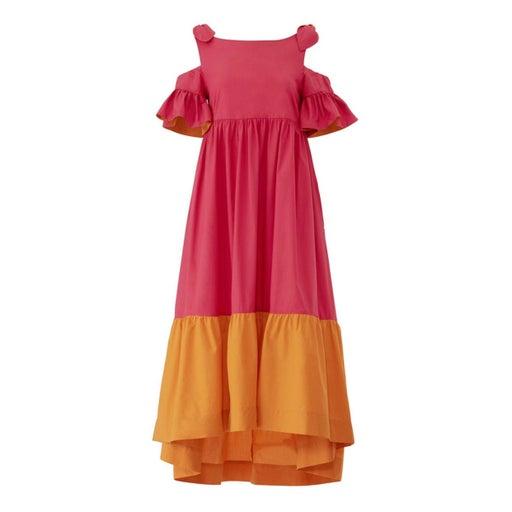 PINKO • Aggie Colorblock Dress