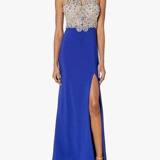 Blondie Nites prom dress