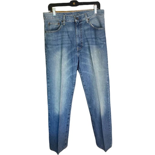 Cremieux Men's Relaxed Straight Jeans