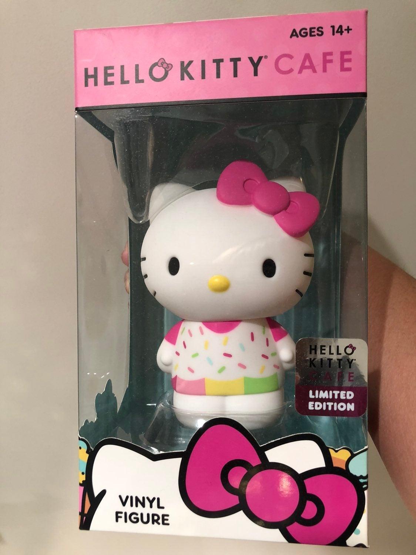 Hello Kitty strap mascot figure SANRIO Nagasaki Limited edition Rare FS