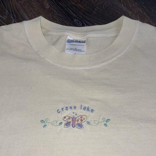 Crane Lake Minnesota Butterfly Shirt