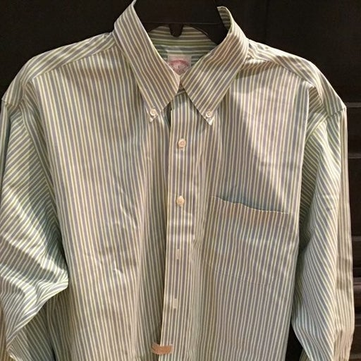 Brooks Brothers men's Large long sleeve shirt