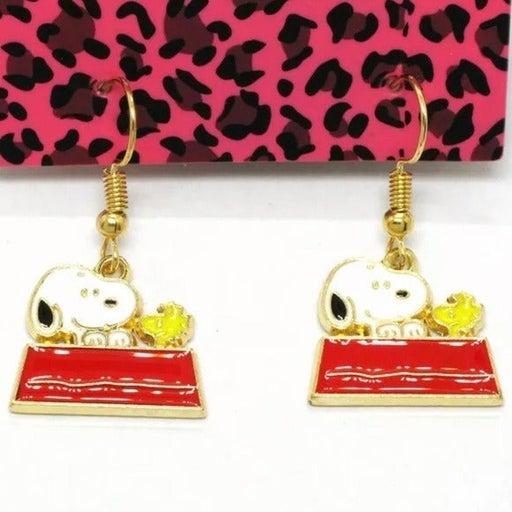 Snoopy Earrings by Betsey Johnson