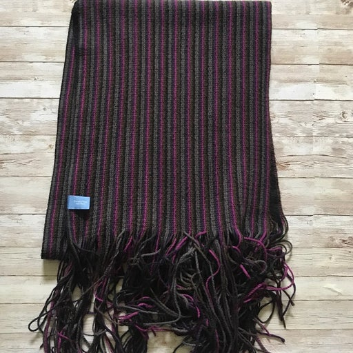 Simply Vera Wang Knitted Scarf