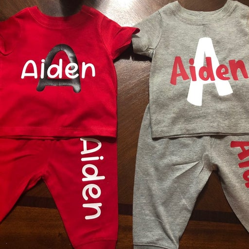 Custom Infant Outfit