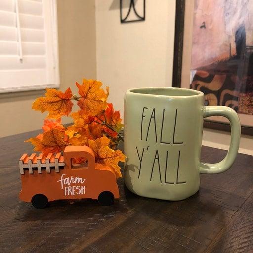 "Rae Dunn ""Fall Y'All"" Mug"