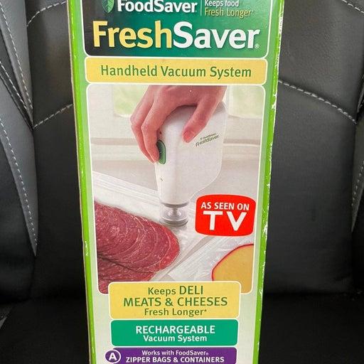 Foodsaver Freshsaver Handheld Vacuum System