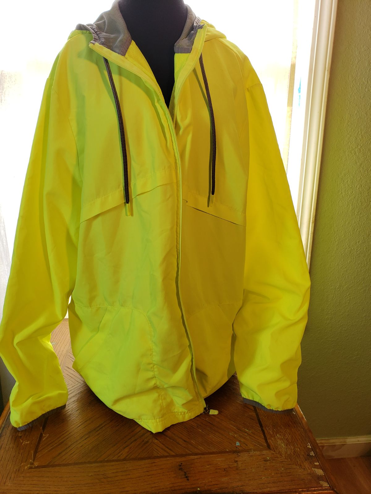 Jacket,2X high visibility, work