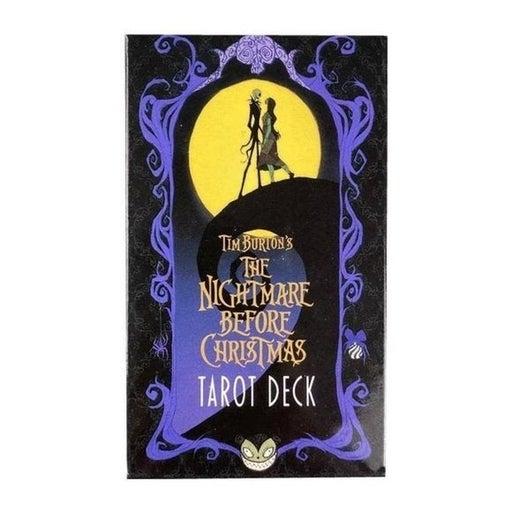 Nightmare before Christmas Tarot Cards