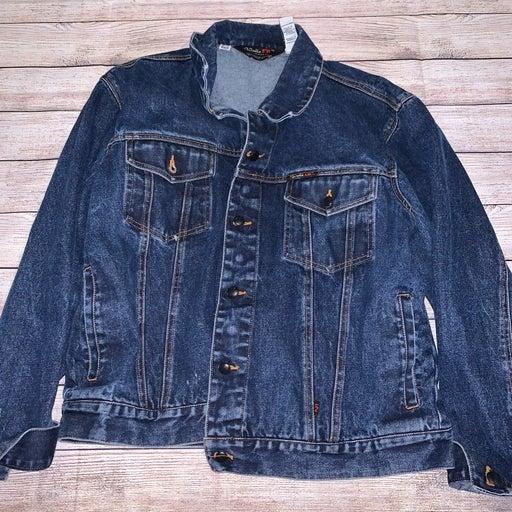 FR jean jacket