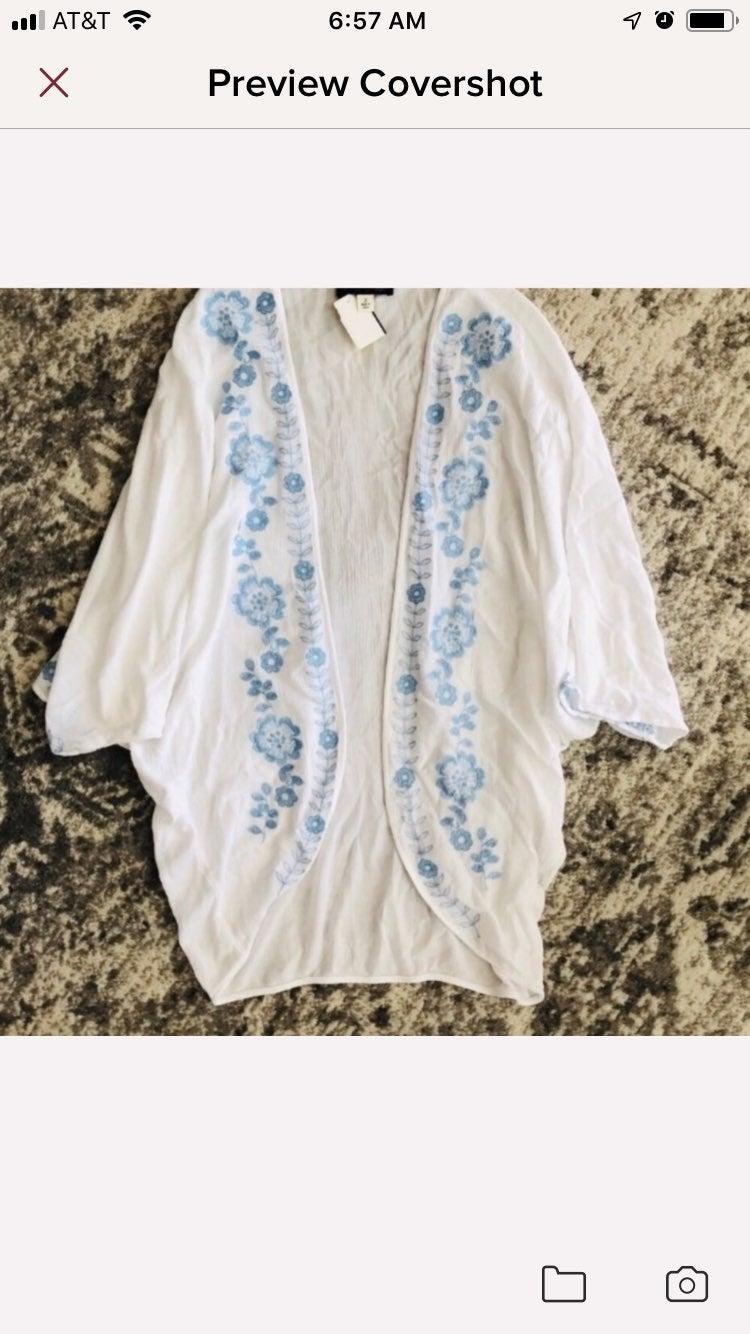 FRANCESCAS kimono