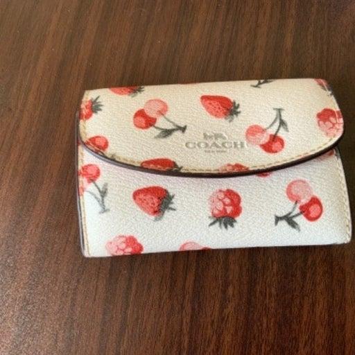 Coach key  wallet