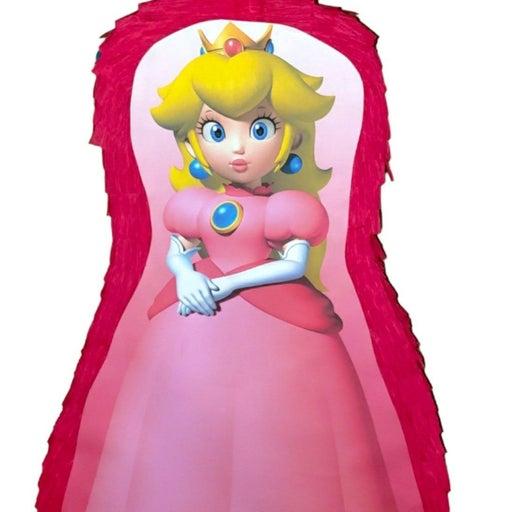Princess Peach Pinata