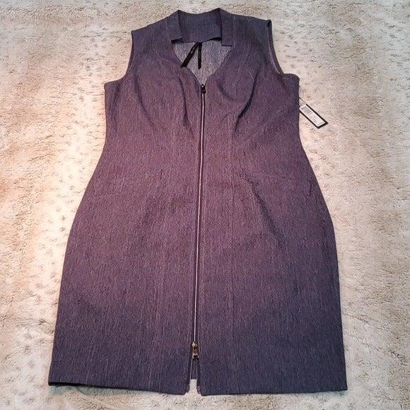 Marc New York Ntf Nightfall Sheath Dress