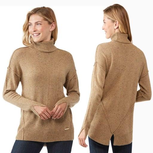 Michael Kors Knit Speckle Yarn Sweater L