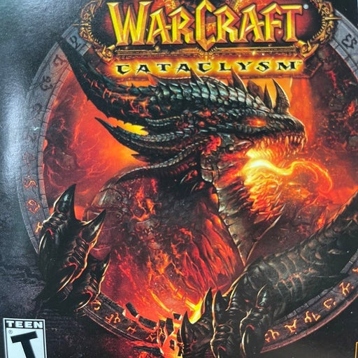 World of Warcraft Cataclysm + Wrath of the Lich King