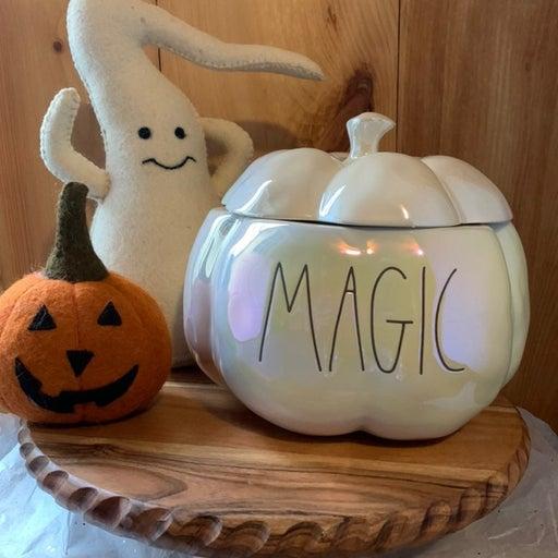 Rae Dunn MAGIC pumpkin canister