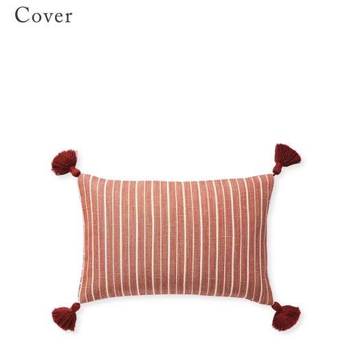 Serena & Lily Sunbrella Sail Stripe Pillow Cover