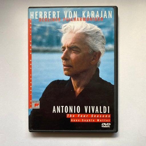 DVD Antonio Vivaldi The Four Seasons