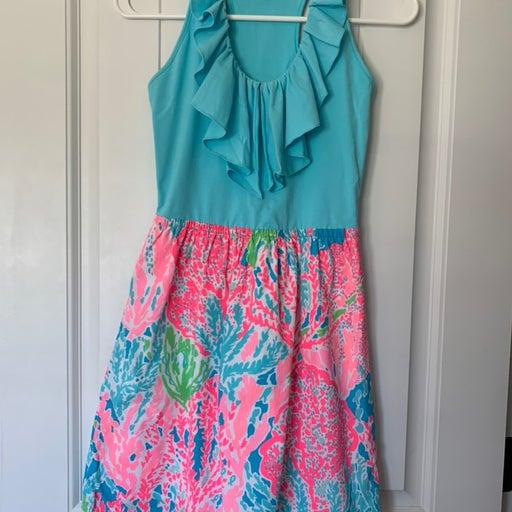 Lilly Pulitzer Lets Cha Cha Danita Dress