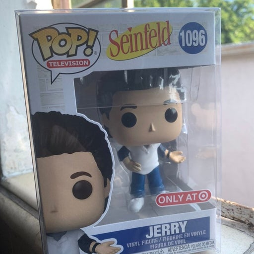 Seinfeld- #1096 Jerry Target Exclusive Funko Pop! Television