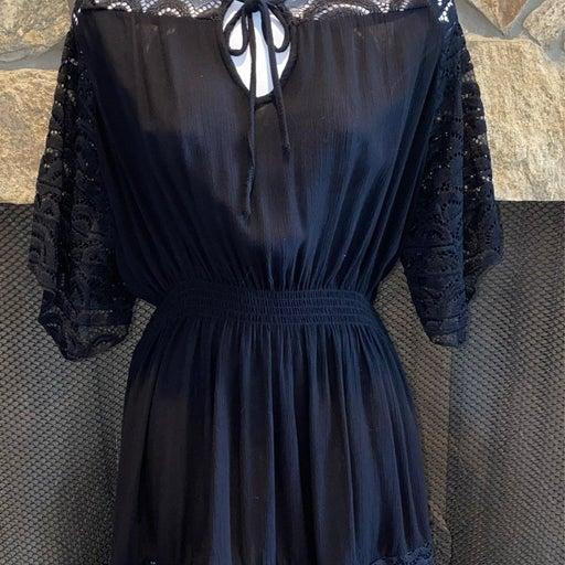 Lace Coverup Dress