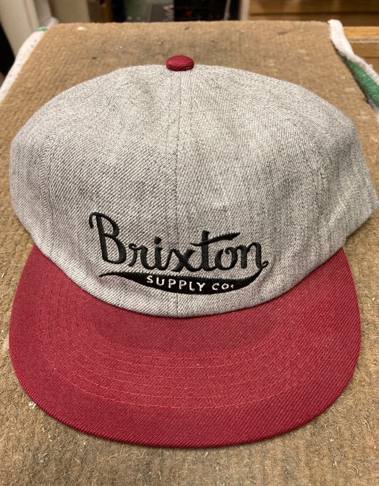 Brixton hat new with tags