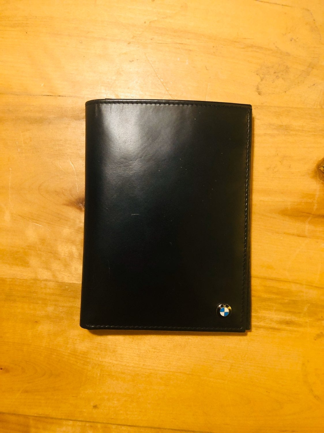 2/$30 Oversized BMW Wallet