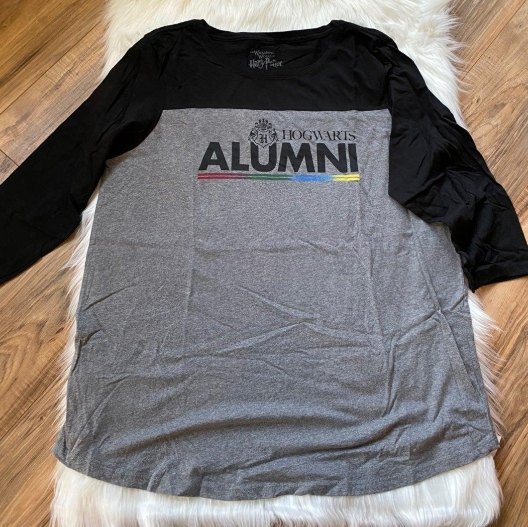 Harry Potter Hogwarts Alumni Shirt