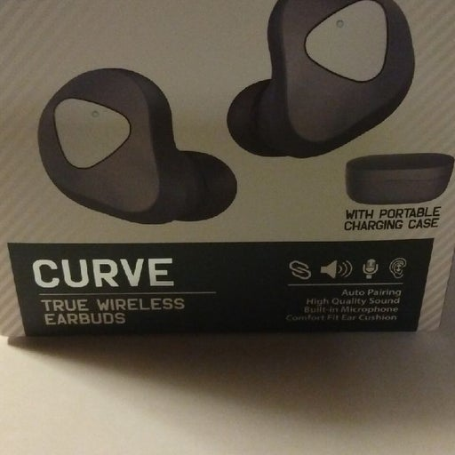 Cure True wireless Earbuds bluetooth