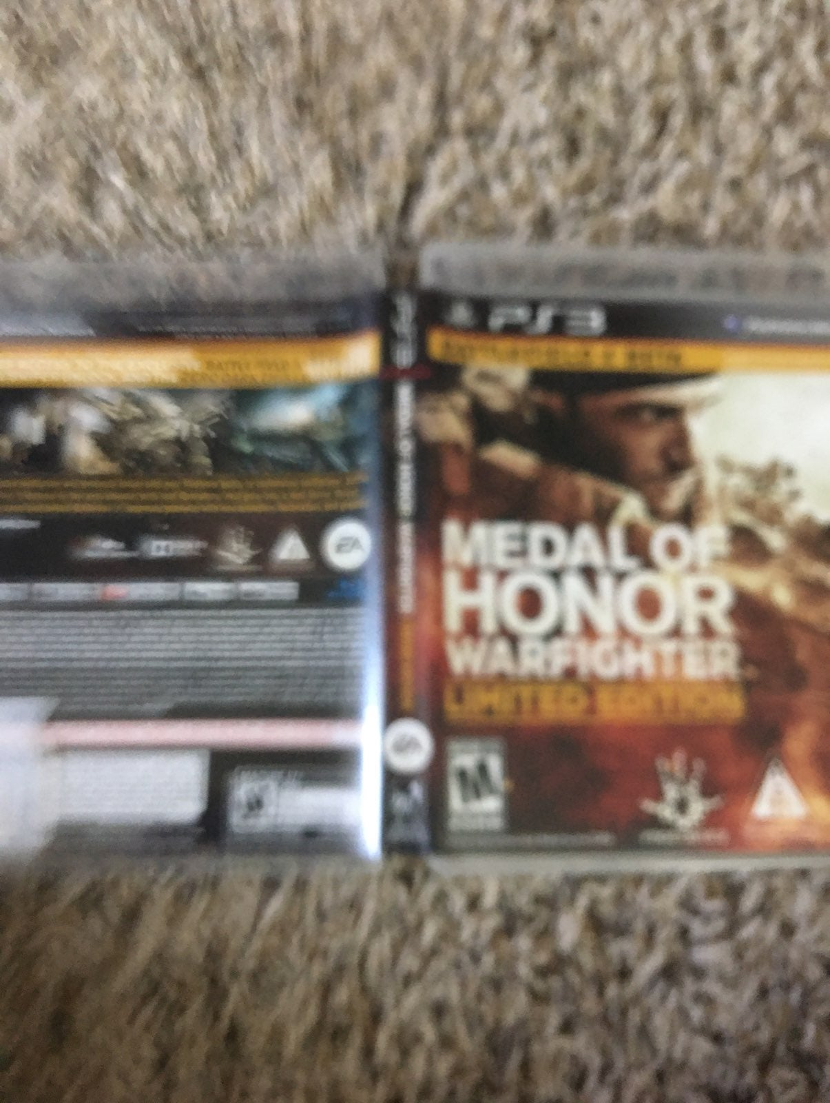 Medal of Honor: Warfighter on Playstatio