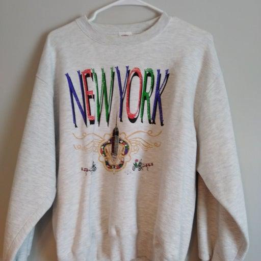 Sweatshirt 90s New York
