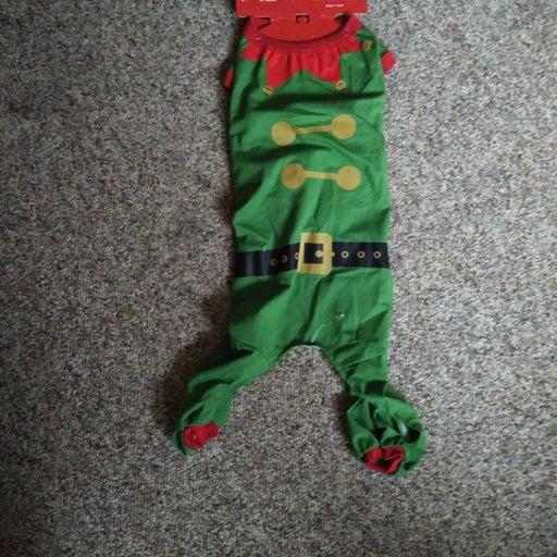 Dog holiday family pajamas med