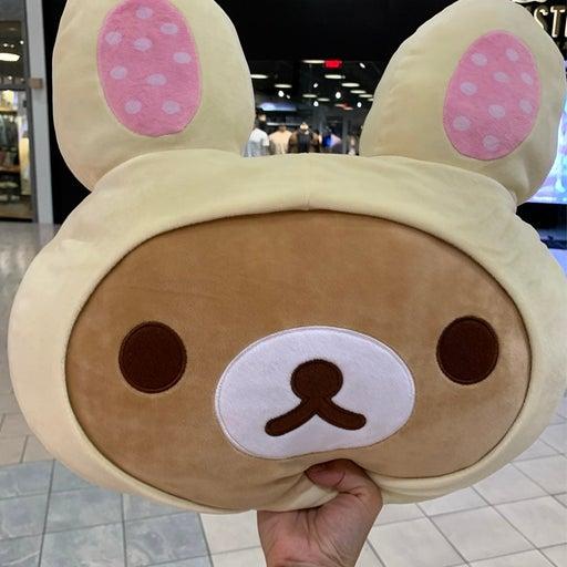Rilakkuma Squishmallow pillow