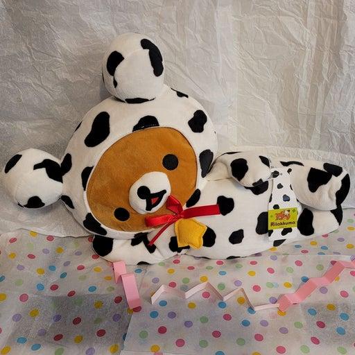 "Rilakkuma 15"" Cow plush"