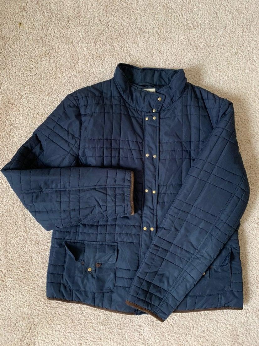 Women's XL Quilted Winter Coat