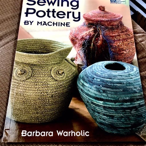 Sewing Pottery By Machine, Worholic