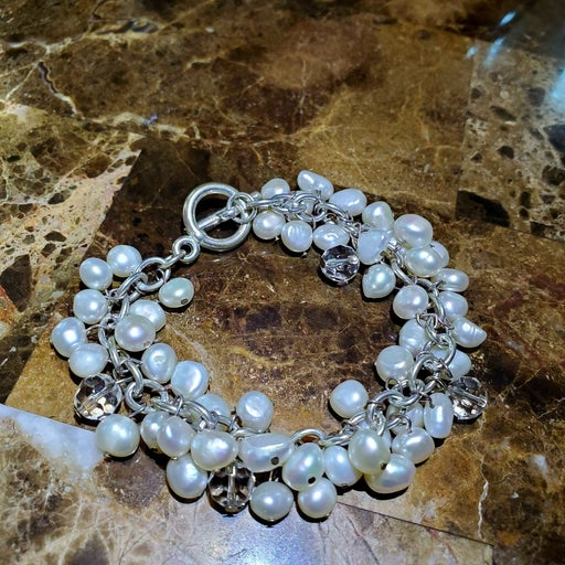 Cultured Freshwater Pearls Bracelet