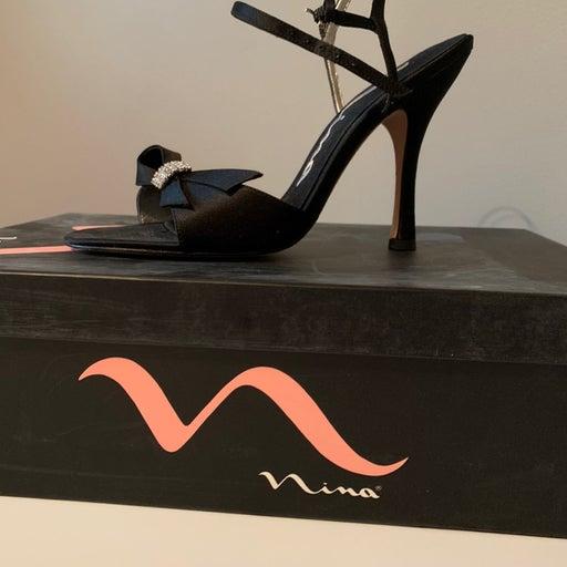 Nina Black High Heels