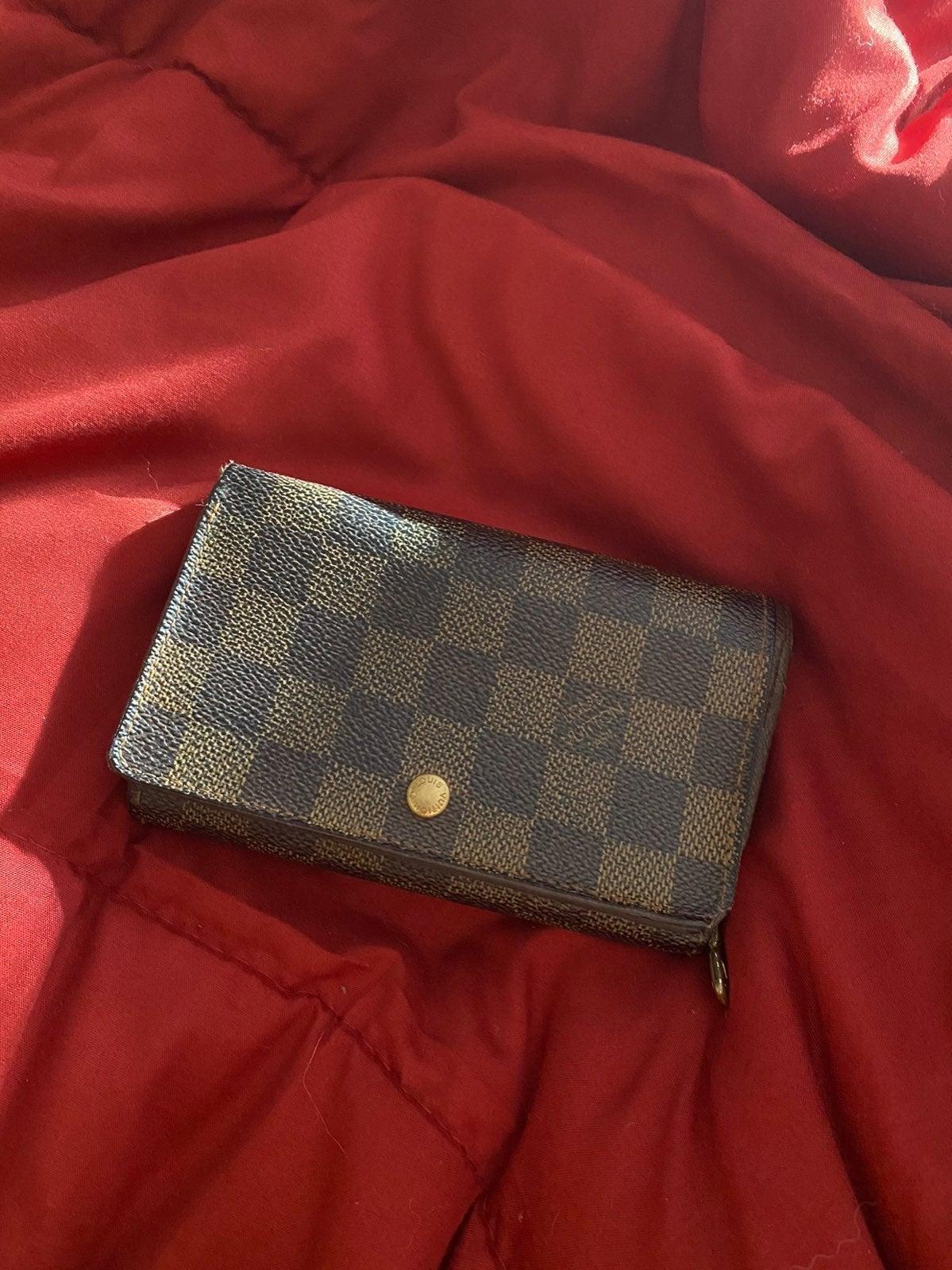 Louis Vuitton damier ebene tresor