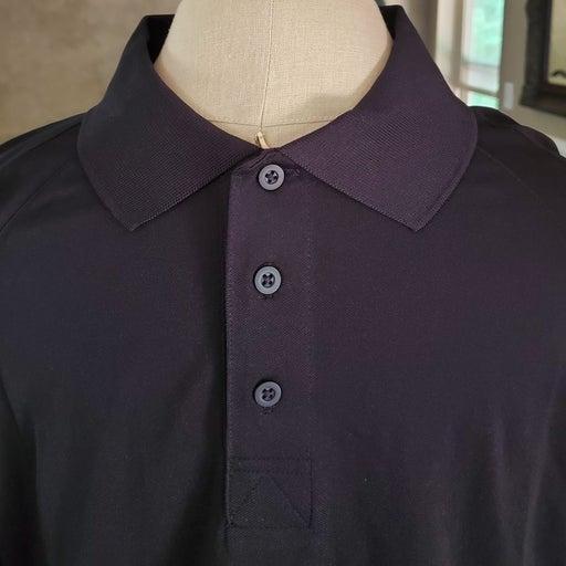 Polo Shirt, NIB‼️Mens Crest black, Sz. M