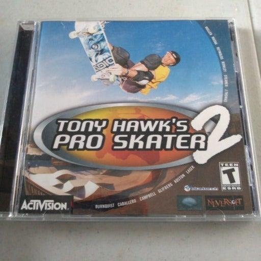 Tony Hawk Pro Skater 2 PC Game