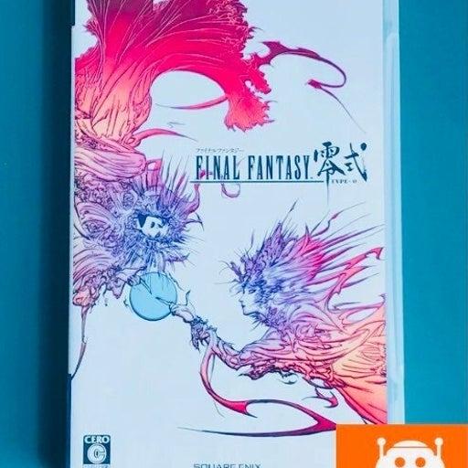 Final Fantasy Type-0 on Sony PSP