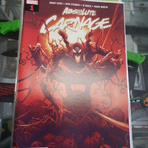 Carnage Mixed Lot of Comics