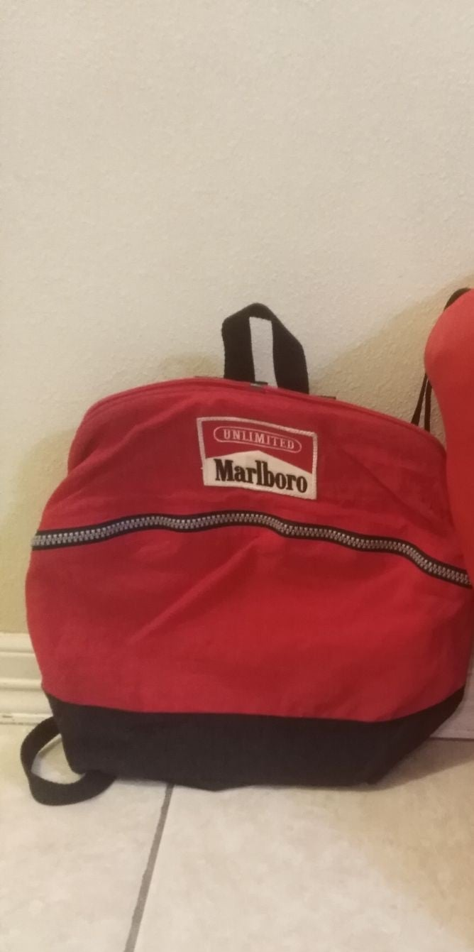 Marlboro Back Pack